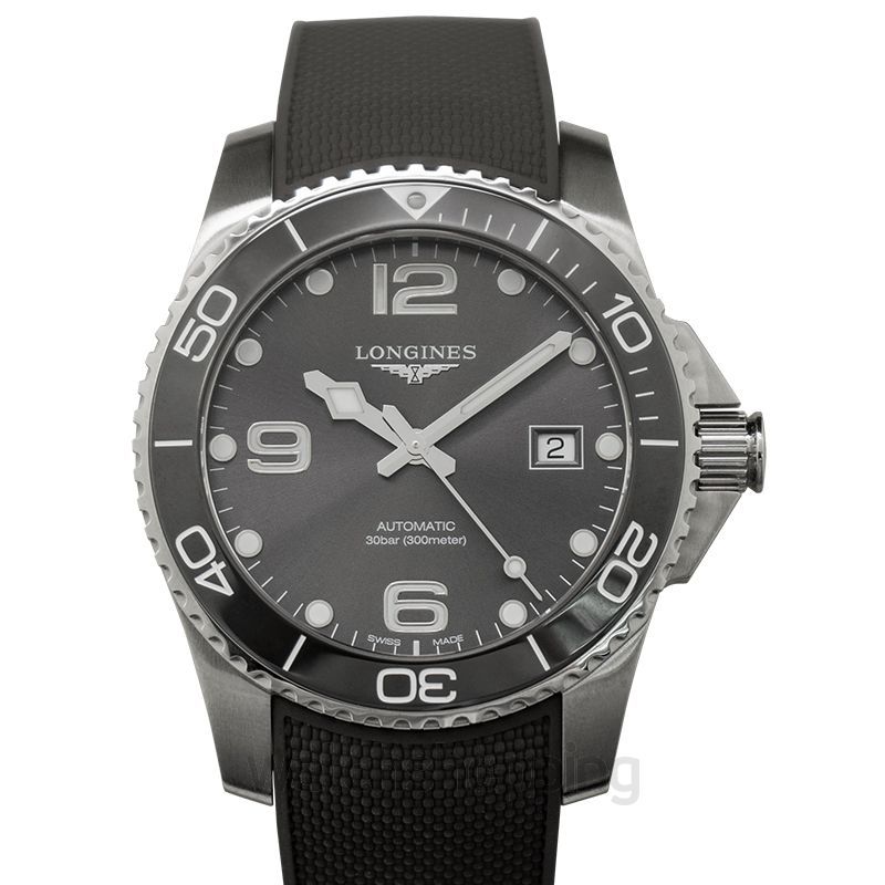 Longines HydroConquest Automatic Grey Dial Men's Watch