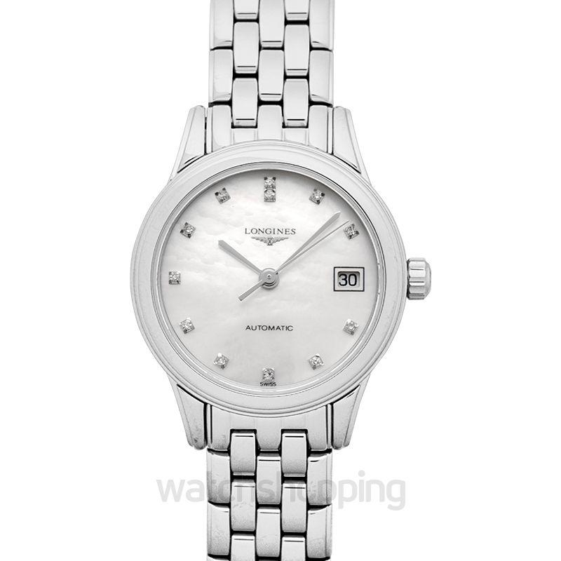 Longines Flagship Automatic Diamonds Ladies Watch