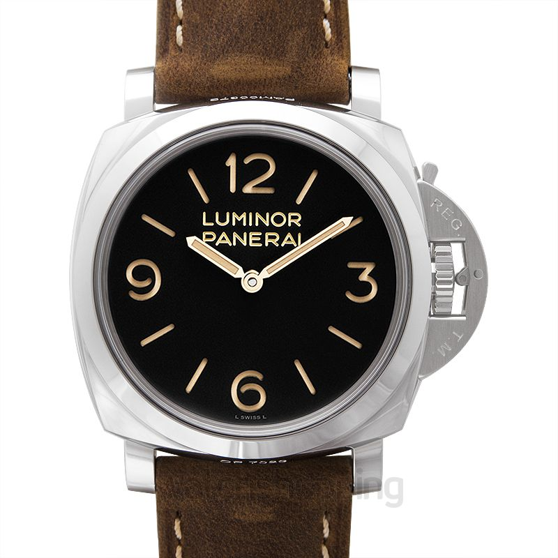 Panerai Luminor 1950 Manual-winding Black Dial Men's Watch