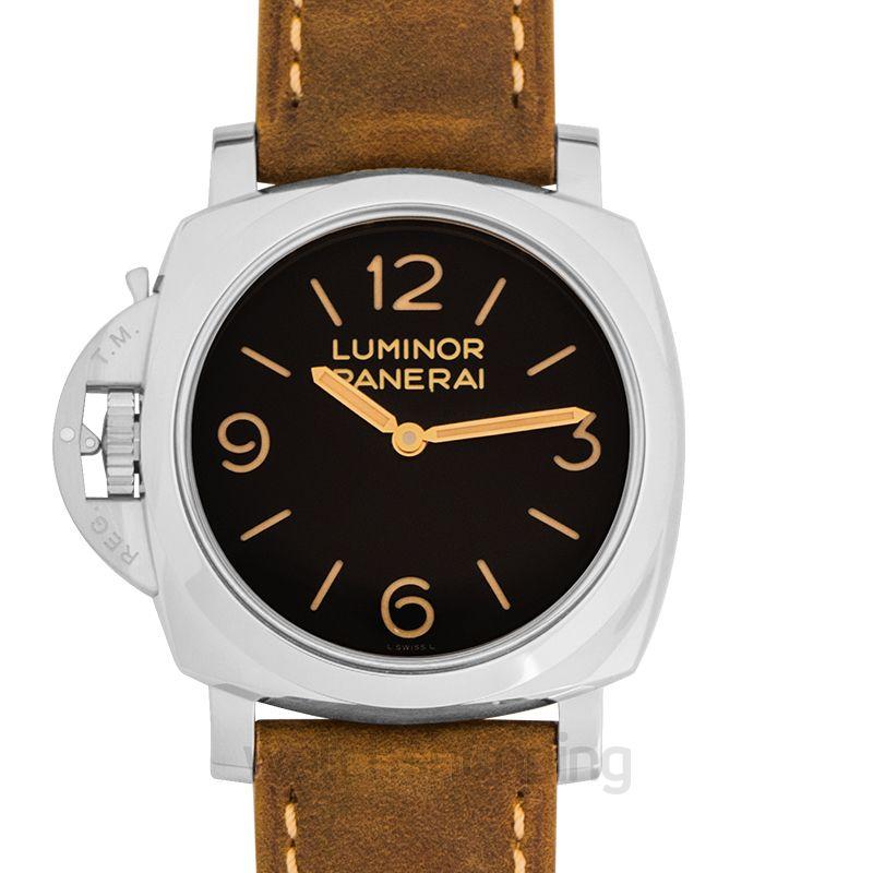 Panerai Luminor 1950 Manual-winding Black Dial Men's Watch