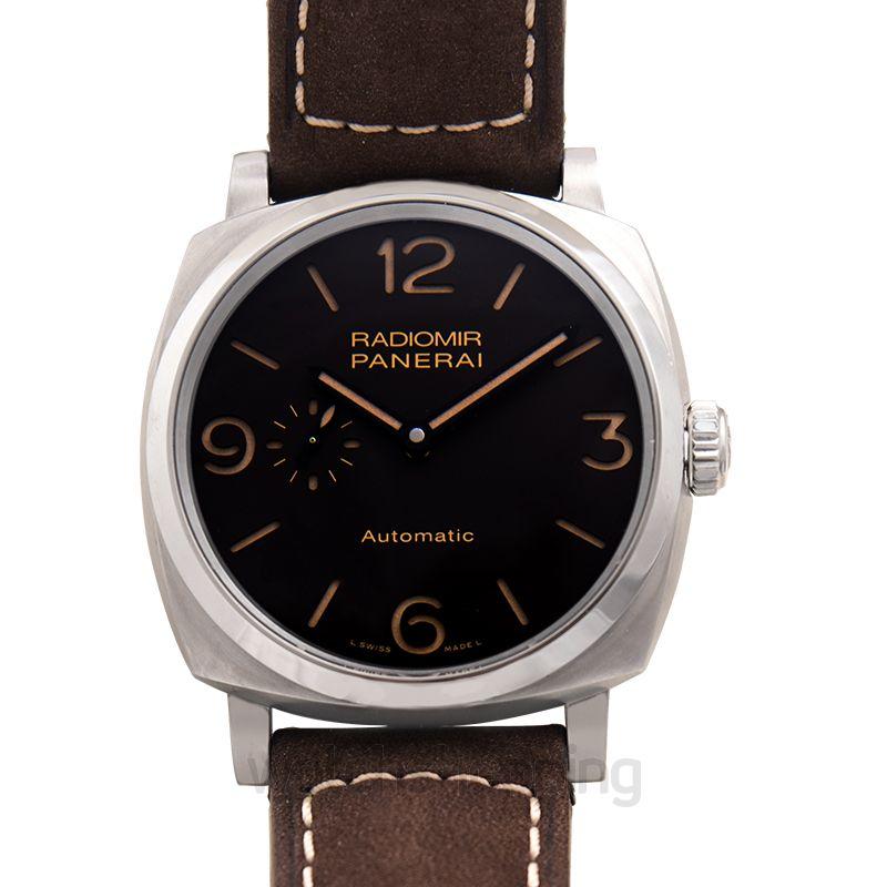 Panerai Radiomir Automatic Brown Dial 45 mm Men's Watch
