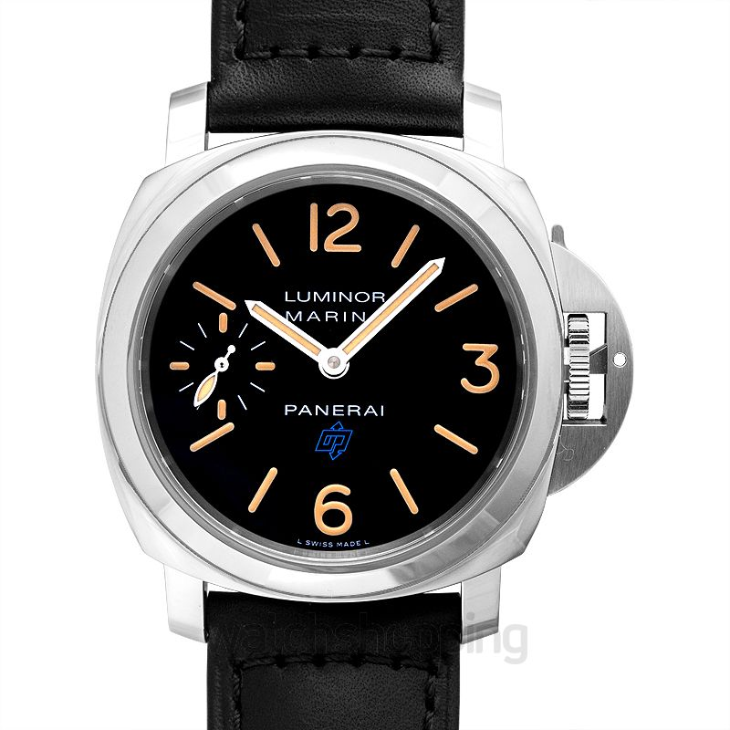 Panerai Luminor Manual-winding Black Dial Men's Watch