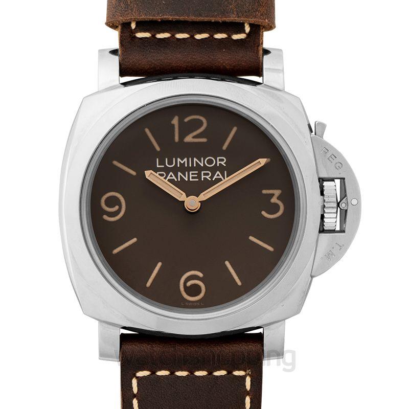 Panerai Luminor 1950 Manual-winding Brown Dial 47 mm Men's Watch