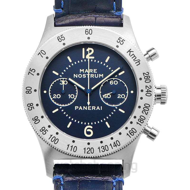 Panerai Special Editions Manual-winding Blue Dial Men's Watch