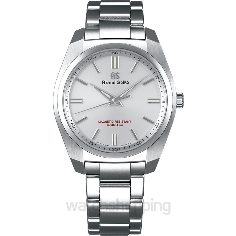 quality design 434bd 2c584 Quartz Anti-Magnetic Stainless Steel / Silver / Bracelet