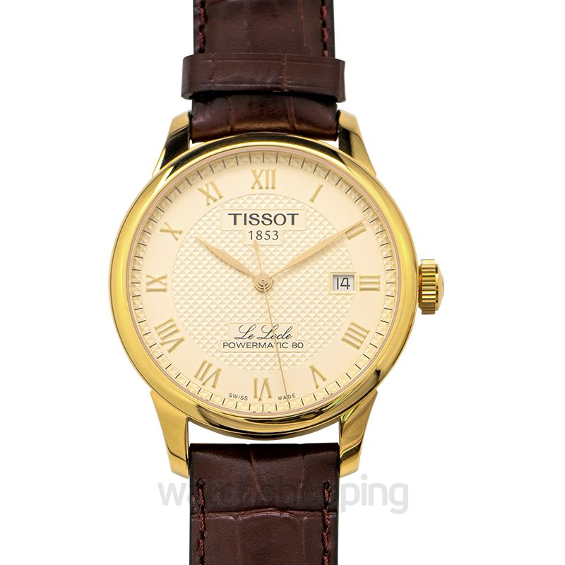Tissot Tissot Heritage Automatic Ivory Dial Men's Watch