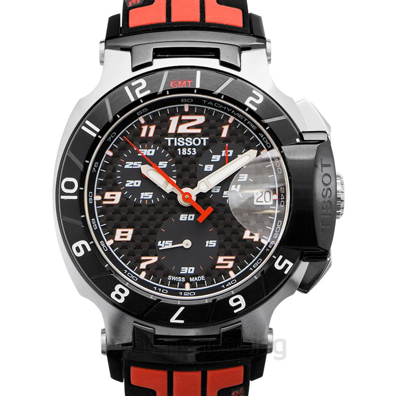 Tissot T-Sport Black Dial