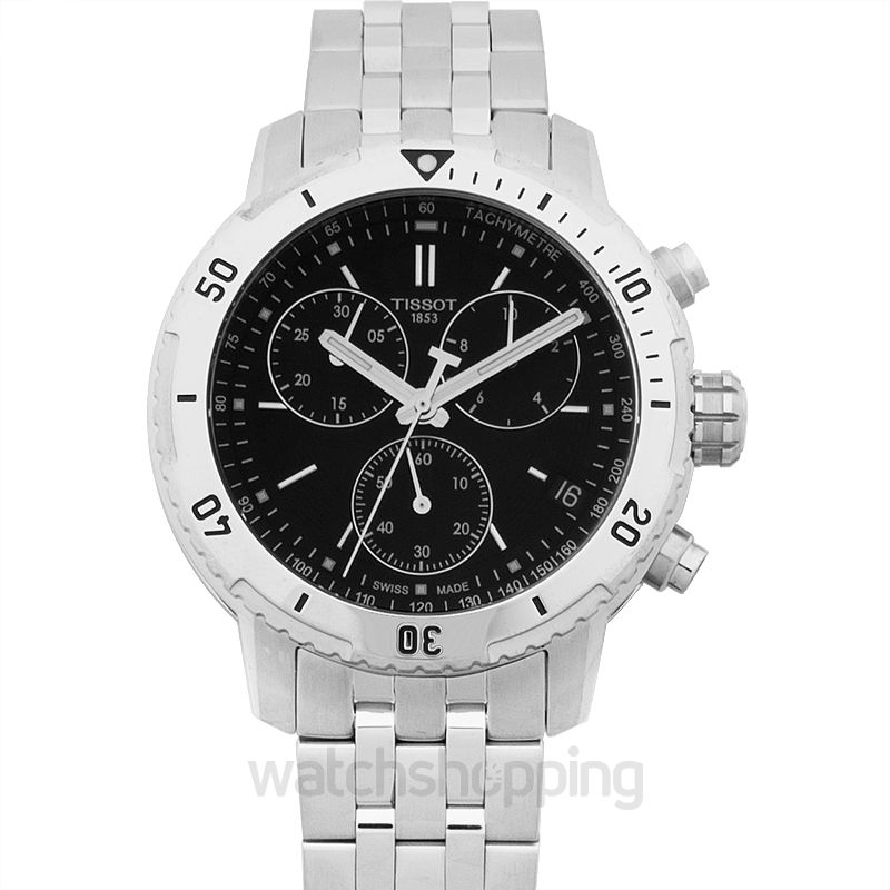Tissot T-Sport PRS 200 Black Dial Men's Watch