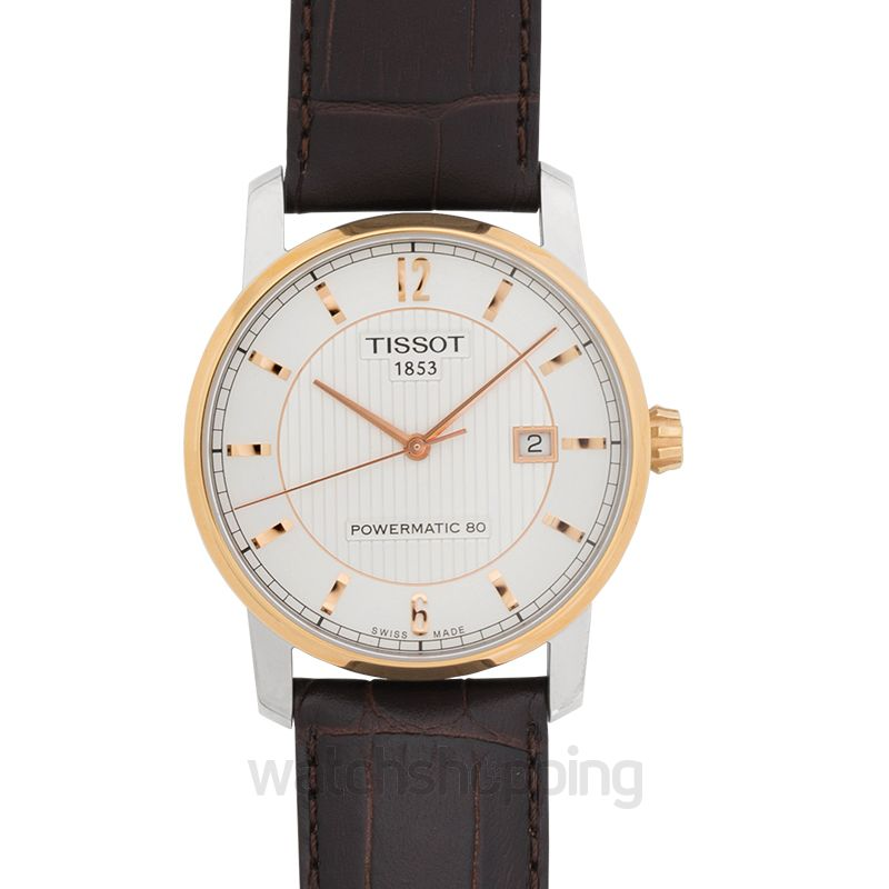 Tissot T-Classic Automatic Silver Dial Men's Watch