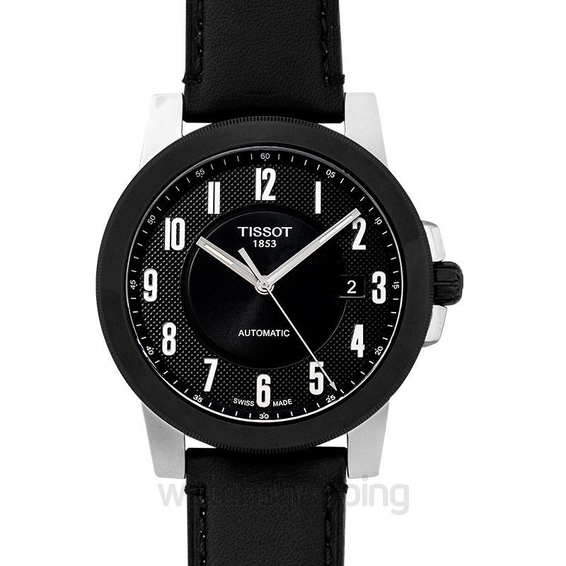 Tissot T-Sport Automatic Black Dial Men's Watch