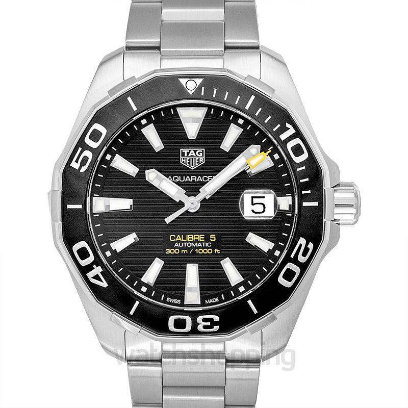 TAG Heuer Aquaracer Automatic Black Dial Men's Watch