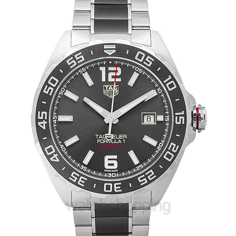 TAG Heuer Formula 1 Calibre 5 Automatic Black Dial Men's Watch
