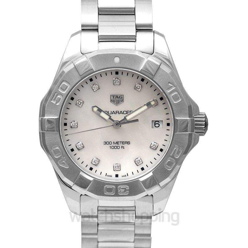 TAG Heuer Aquaracer Quartz Mother of pearl Dial Ladies Watch