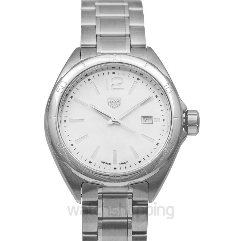 TAG Heuer Formula 1 Quartz Mother of pearl Dial Ladies Watch