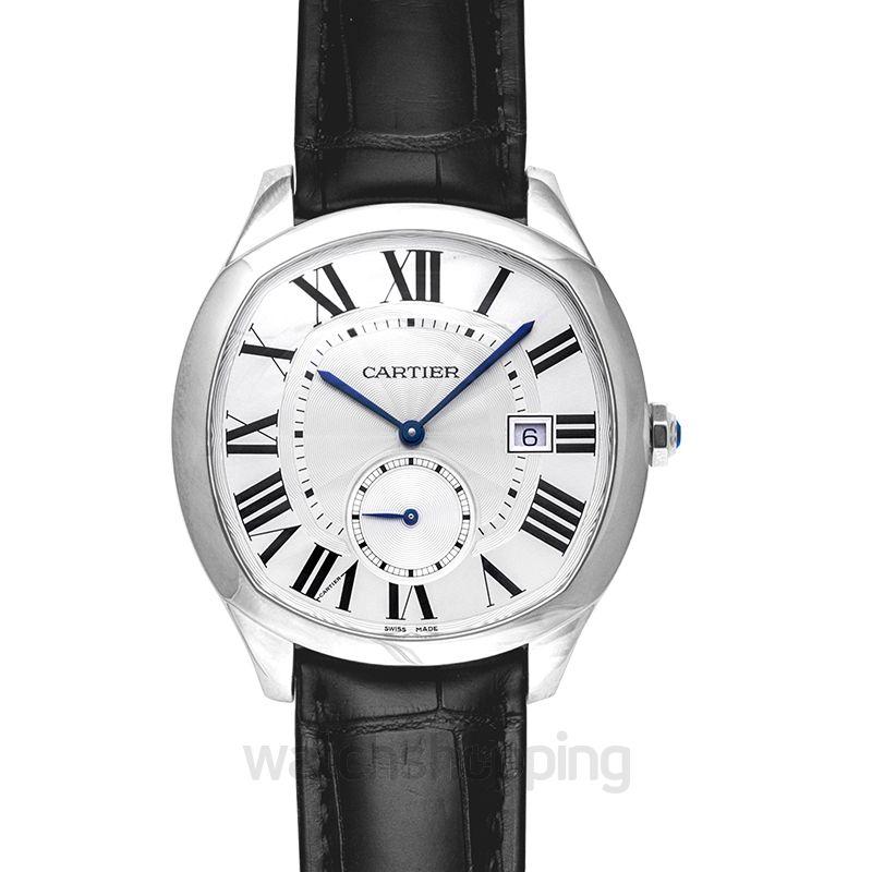 Cartier Drive de Cartier 41.00 mm Automatic Silver Dial Stainless steel Men's Watch