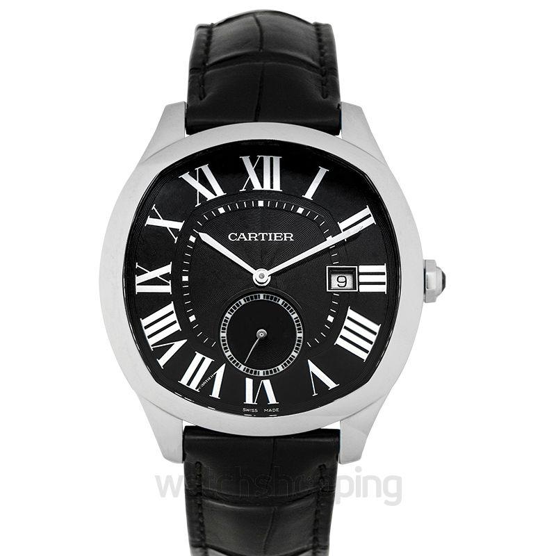 Cartier Drive de Cartier 41 mm Automatic Grey Dial Stainless Steel Men's Watch