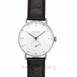 Metro Neomatik Automatic White Dial 35.0mm Men's Watch
