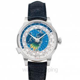 Heritage Spirit Orbis Terrarum Latin UNICEF Automatic Multicolored Dial Men's Watch