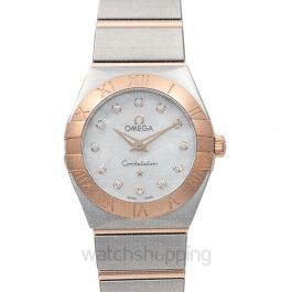 Omega Constellation 123.20.24.60.55.001