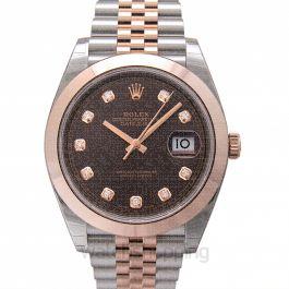 Rolex Datejust 126301-0004G