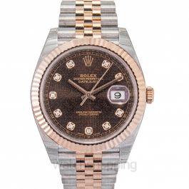 Rolex Datejust 126331 Chocolate G
