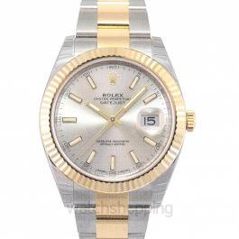 Rolex Datejust 126333 Silver