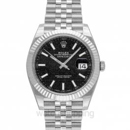 Rolex Datejust 126334 Black Jubilee
