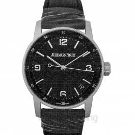 Code 11.59 Black Dial Men's Watch