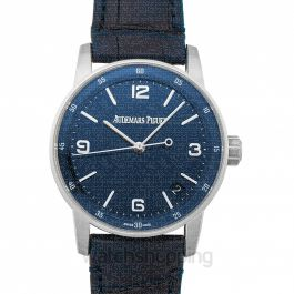 Code 11.59 Blue Dial Men's Watch