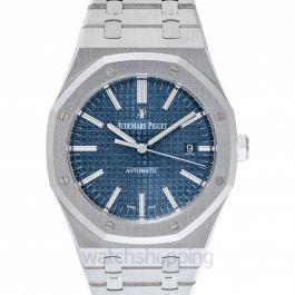 Royal Oak Blue Dial Men's Watch