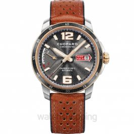 Mille Miglia Automatic Grey Dial Men's Watch