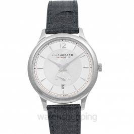 L.U.C XPS 1860 Automatic Silver Dial Men's Watch