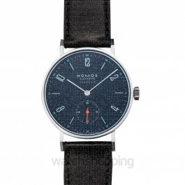 Tangente Neomatik Midnight Blue Automatic Blue Dial 35.0mm Unisex Watch