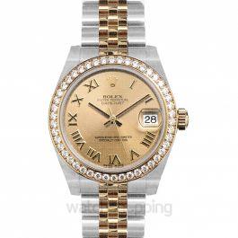 Rolex Datejust 178383 Gold