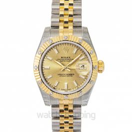 Rolex Lady Datejust 179313-Cp-I-J
