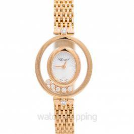 Happy Diamonds Icons Quartz Mother of pearl Dial Men's Watch