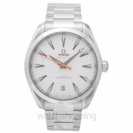 Seamaster Automatic Silver Dial Men's Watch