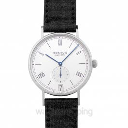 Ludwig 38 Date Manual-winding White Dial 37.5mm Men's Watch
