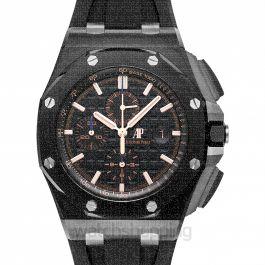 Royal Oak Offshore Black Dial Men's Watch