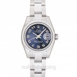 Lady Datejust 26 Blue Steel 26mm