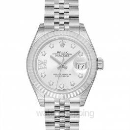 Rolex Lady Datejust 279174-Silver-G-J