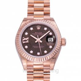 Rolex Lady Datejust 279175-0002G