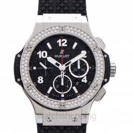 Big Bang Automatic Black Dial Men's Watch