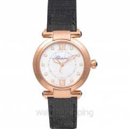 Imperiale Automatic Mother Of Pearl Dial Diamonds Ladies Watch