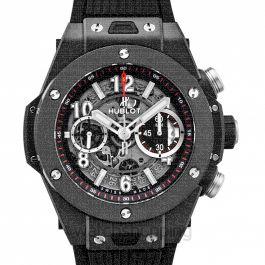 Big Bang Unico Black Magic Automatic Black Dial Ceramic Men's Watch