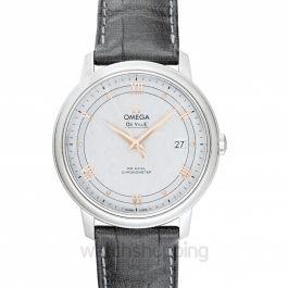 De Ville Automatic Silver Dial Men's Watch