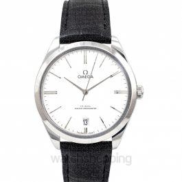 De Ville Manual-winding Silver Dial Men's Watch