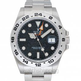 Rolex Explorer II 216570 Black_@_26380