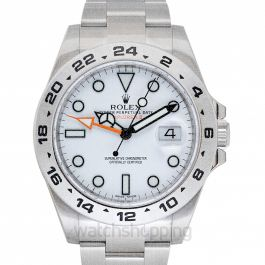 Rolex Explorer II 216570 White_@_26386