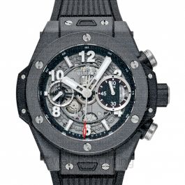 Big Bang Unico Black Magic 42mm Automatic Black Dial Men's Watch